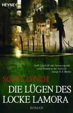 Die Lügen des Locke Lamora von Scott Lynch
