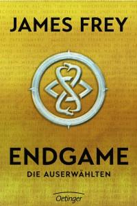 """""""Endgame"""" von James Frey"""